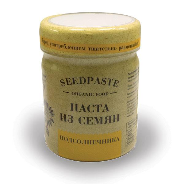 Паста из семян, Компас Здоровья, подсолнечник, 200 г