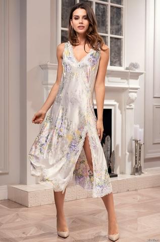 Сорочка ночная женская шелковая MIA-AMORE  Lilianna Лилианна  3255
