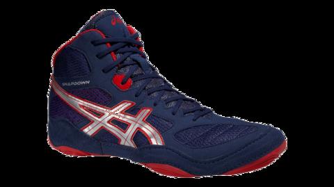 Обувь для борьбы Asics Snapdown blue (J502Y 5093) мужская