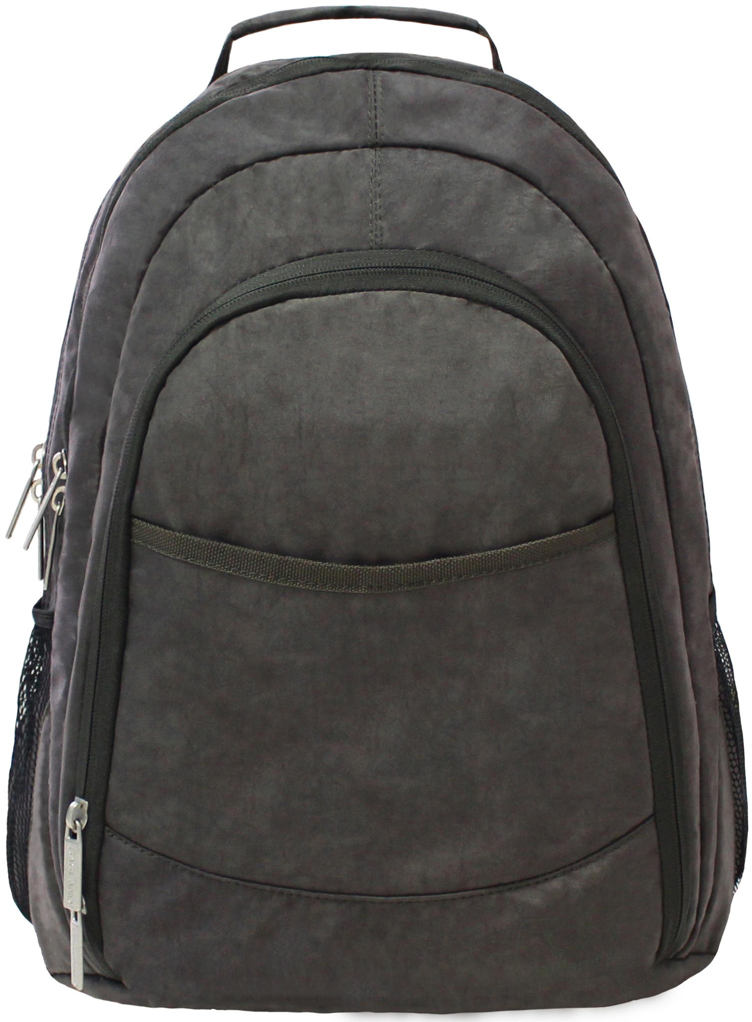 Городские рюкзаки Рюкзак Bagland Сити max 34 л. Хаки (0053970) IMG_5894.JPG
