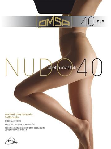 Колготки Nudo 40 Omsa