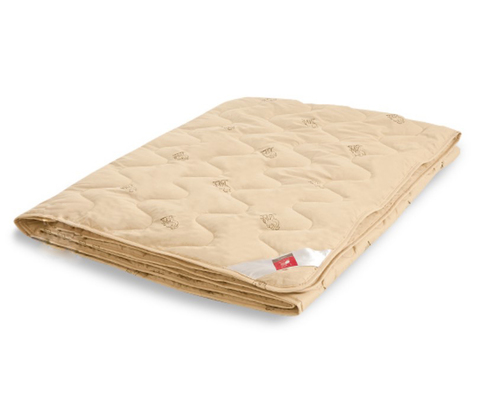 Одеяло из верблюжьей шерсти Верби 140x205 Ella