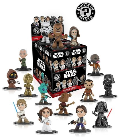 Фигурка Funko Mystery Minis: Star Wars: Empire Strikes Back (1шт.) 30810