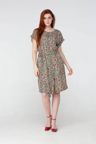 9-60162 Платье жен.