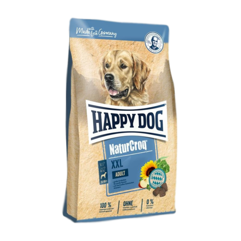 Happy Dog NaturCroq XXL Сухой корм для собак крупных пород
