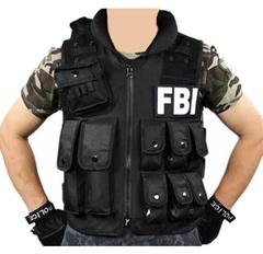 Жилет FBI