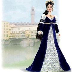 Коллекционная Кукла Барби Принцесса Эпохи Возрождения -  Princess of the Renaissance, Mattel