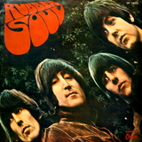 The Beatles ‎/ Rubber Soul (Coloured Vinyl)(LP)