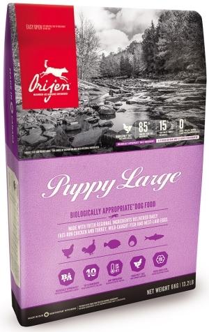 Сухой корм Беззерновой корм для щенков крупных пород, Orijen Puppy Large Dog щенк_круп_6.jpg