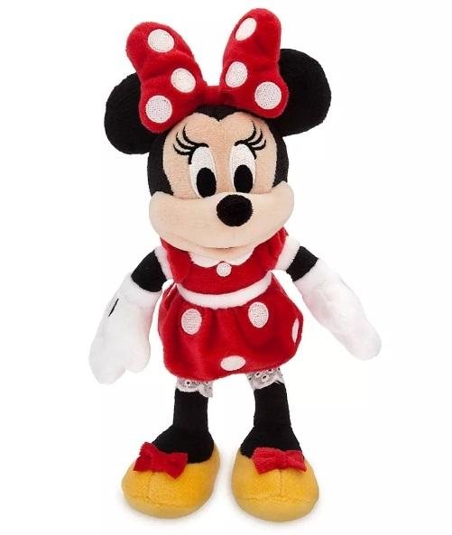 Мягкая игрушка Минни Маус Красная 23 см