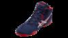 Обувь для борьбы асикс Snapdown blue (J502Y 5093) мужская