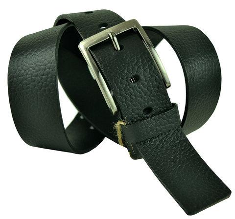Ремень мужской чёрный джинсовый 40SVAR-p-015