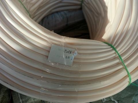Трубка ТВ-40 (кембрик) 9,0 х 0,6 (200 м)