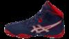 Обувь для борьбы асикс Snapdown blue (J502Y 5093) мужская фото