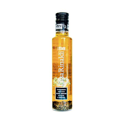 Масло Casa Rinaldi оливковое Extra Vergine с орегано 250мл