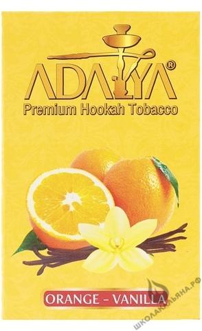 Табак Adalya 50 г Orange-Vanilla (Апельсин с ванилью)