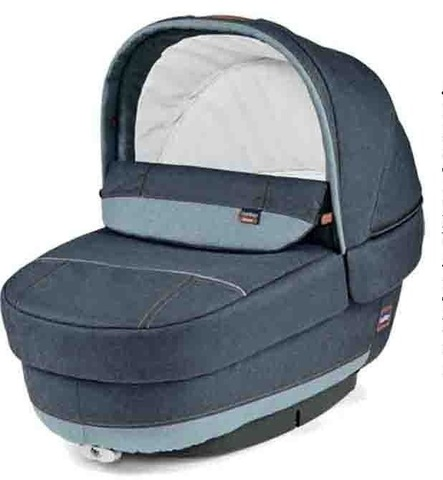 PEG PEREGO Коляска NAVETTA POP Bassinet Navetta Pop UP BLUE DENIM – купить в Казахстане