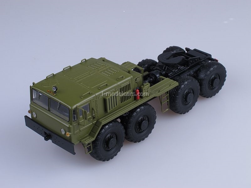 MAZ-537 1:43 Start Scale Models (SSM)
