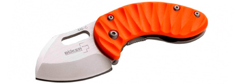 Складной нож Boker Plus 01BO602 Nano Orange
