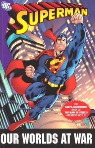 Superman: Our Worlds at War TPB