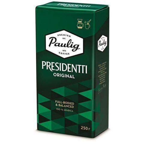 Кофе молотый Paulig Presidentti Original 250