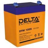Аккумулятор DELTA DTM 1205 ( 12V 5Ah / 12В 5Ач ) - фотография