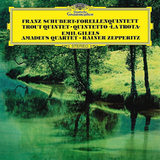 Emil Gilels, Amadeus Quartet, Rainer Zepperitz / Schubert: Trout Quintet (LP)