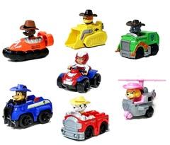 Щенячий Патруль на машинках — Paw Patrol cars