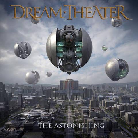Dream Theater / The Astonishing (RU)(2CD)