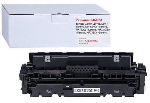Тонер-картридж Premium 046 HM (1252C002)