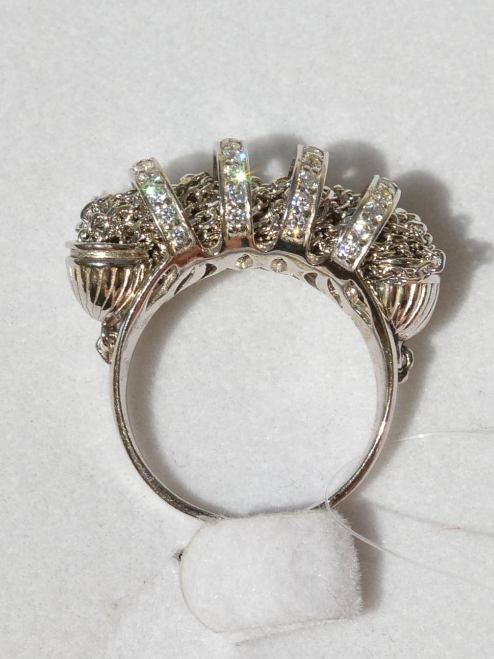 0121469 (кольцо из серебра)