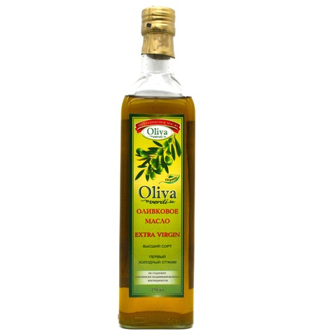 Оливковое масло Extra virgin, Oliva, 750 мл
