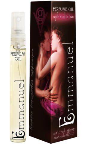 Floralis Parfums Масло парфюмерное Emmanuel с афродизиаками 10мл
