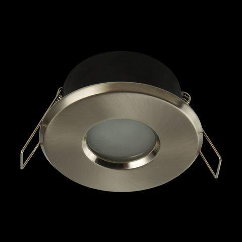 Встраиваемый светильник Maytoni Metal Modern DL010-3-01-N