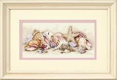 DIMENSIONS Морские сокровища (Seashell Treasures)
