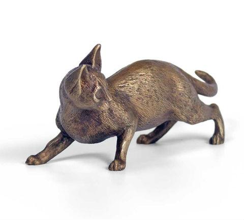 Бенгальская кошка (бронза)