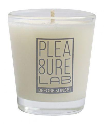 Массажная свеча Before Sunset с ароматом пачули - 50 мл.