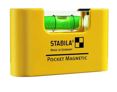 Уровень Stabila Pocket Magnetic (арт. 17774)