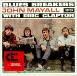 John Mayall With Eric Clapton / Blues Breakers (LP)