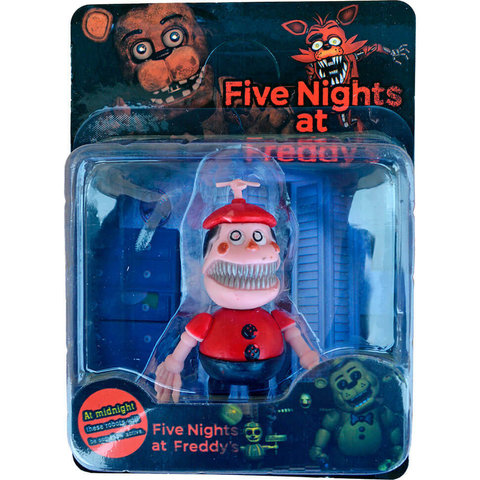 Пять ночей с Фредди фигурки в блистере