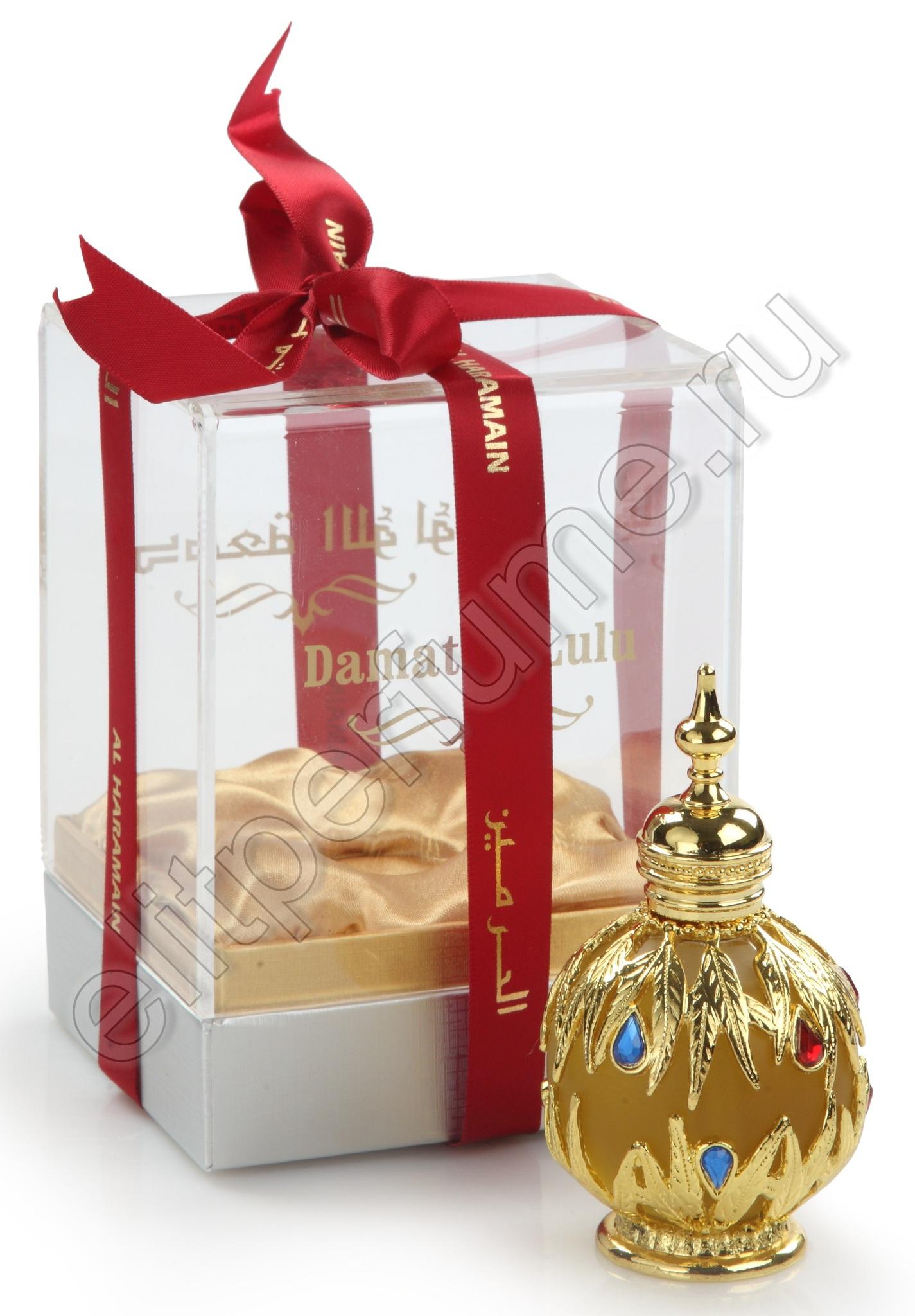 Дамат Аль-Лулу Damat Al Lulu 40 мл арабские масляные духи от Аль Харамайн Al Haramain Perfumes