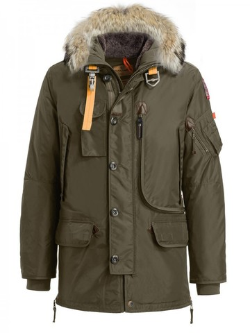 Пуховик Parajumpers Kodiak Elmwood (Зеленый)