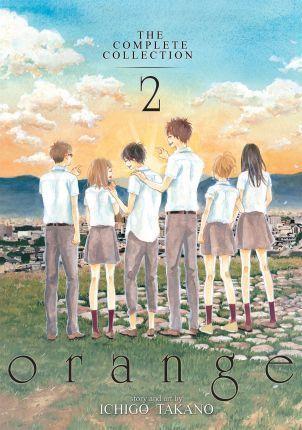 Kitab Orange: The Complete Collection: 2 | Ichigo Takano
