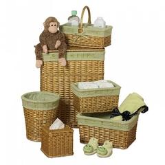 Набор корзин 6шт Сreative Bath Baby's Learn & Store Collection 37000-HO