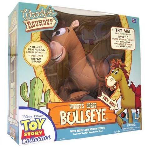 История игрушек 3 игрушка коллекционная Булзай — Toy Story 3 Collection Bullseye Horse