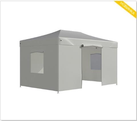 Шатер - палатка S8.2, 3x4.5м белый