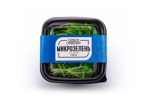 Микрозелень Гороха, Еда со смыслом, 140 г