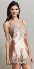 Сорочка Vivis Manou розовая