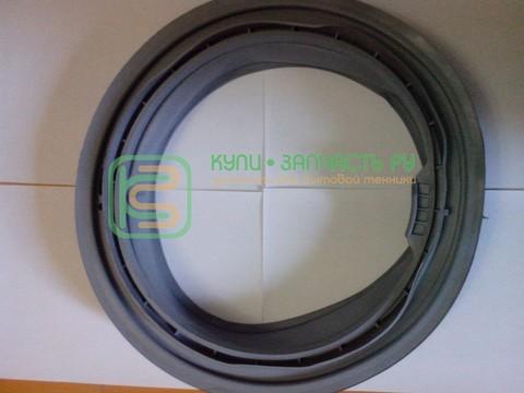 Манжета люка  (уплотнитель двери) для стиральной машины Samsung DC64-00563B (широкая), DC61-20219A ПРОМО