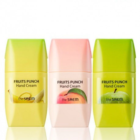 СМ Fruits Линейка Кремов для рук фруктовый пунш Fruits Punch Hand Cream 50мл